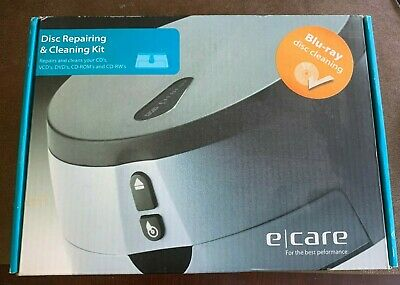 e Care PROCARE CD DVD DISC REPAIRING & CLEANING KIT NEVER OPENED