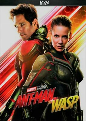 Ant-Man and The Wasp (DVD, New, Marvel Studios, 2018, Widescreen, Region 1)