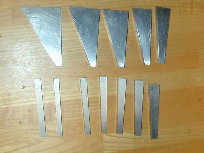 Fowler Angle Block Set 12 pc Machinist Tool