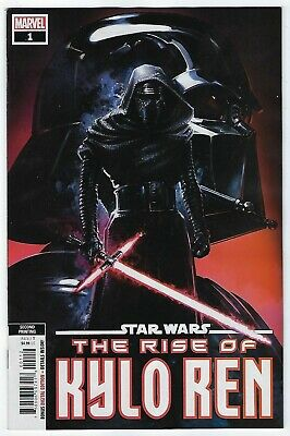 Star Wars Rise Kylo Ren # 1 Variant 2nd Printing NM Marvel