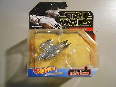 2019 Hot Wheels Star Wars Starship * Razor Crest * From The Mandalorian