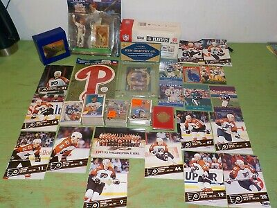 Huge Lot of Collectibles w/ Sets, Figures, Jumbo Cards Nice! Z72