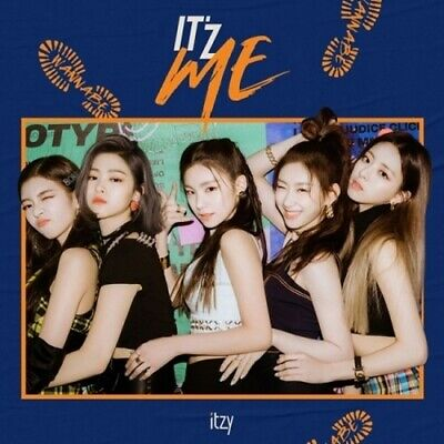 ITZY-[It'z Me] 2nd Mini Album CD+Poster+PhotoCard+Card+Post+Pre-Order+Gift K-POP