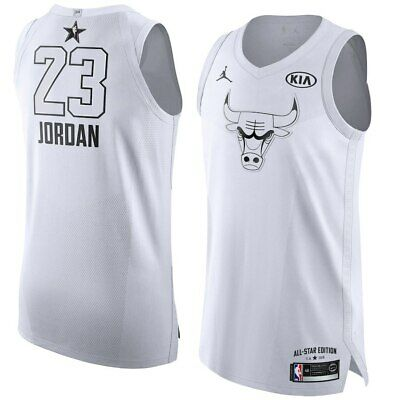 New Michael Jordan 2018 All-Star Edition Authentic Jersey Stitched L (48)