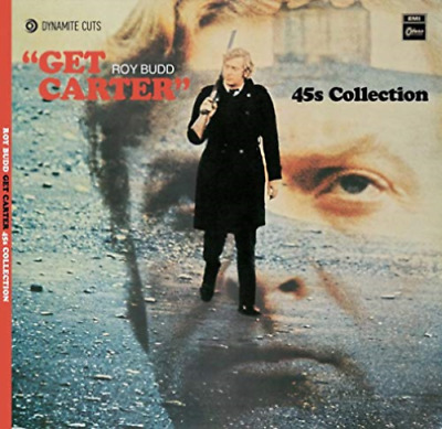 "Roy Budd ""Get Carter"" 45s Collection (Vinyl 7"")"