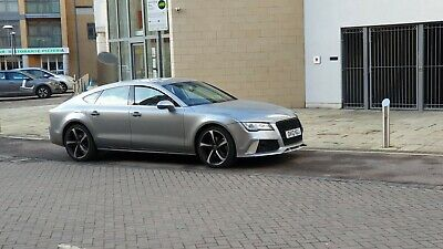 Excellent Audi RS7 replica With Exterior and Interior RS7 Kits