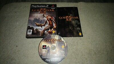 God Of War 2 Jeu Ps2 Complet Pal Fr Playstation 2