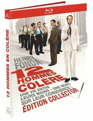 12 Hommes en colere [Edition Digibook Collector + Livret] // BLU RAY NEUF