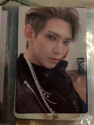 ATEEZ TREASURE EP EPILOGUE Action To Answer Z VER YEOSANG MMT Photocard Photo