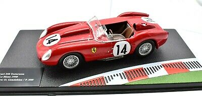 Modellini Auto Ferrari Racing Collection Scala 1/43 Diecast Ixo 250 Testarossa