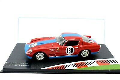 Modellini Auto Ferrari Racing Collection Scala 1/43 Diecast Ixo 250 Gt France
