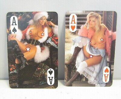 1 Deck Of Nude Female Playing Cards Naked Girls Models 54 Card Poker Deck