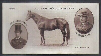 Smiths-Derby Winners-#29- Horse Racing - Common
