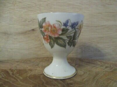 Paragon   Fine Bone China  Hand Painted  Egg Cup   -   Country Lane  Pattern