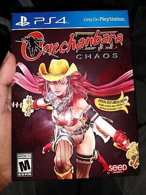 Onechanbara Z2 Chaos Banana Split Edition Playstation 4