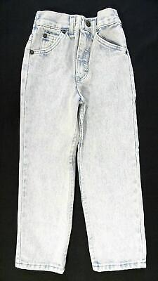 Kids Electric Boys size 4 Cotton Acid Wash 5-Pocket Straight Leg Jeans Pant CHOP