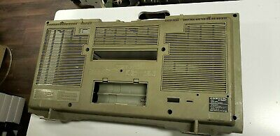 CONION C-100F aka CLAIRTONE 7980, back panel/cover. See pictures.