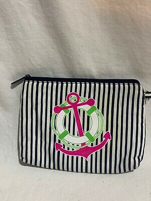 thirty one Small Anchor Makeup Bag
