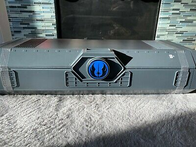 NEW Sealed Disney Star Wars Galaxys Edge Ben Solo Legacy Lightsaber & 36'' blade