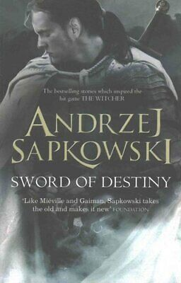 Sword of Destiny Tales of the Witcher - Now a major Netflix show 9781473211544