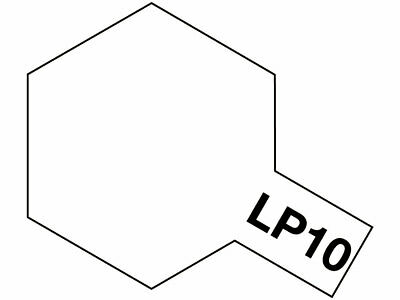 Tamiya 10ml Lacquer Thinner Lacquer Paint # LP-10