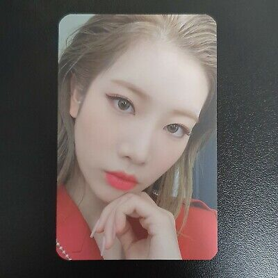 Kimlip - Official Photocard Loona 2nd Mini Album Hash # Monthly Girl Kpop