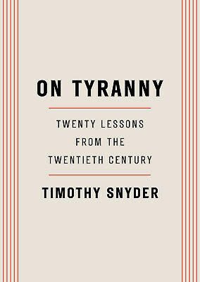 On Tyranny:Twenty Lessons from the Twentieth Century {PĎḞ}⚡Fast Delivery(10s)⚡