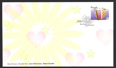 Canada  #  2435i   Peak   CELEBRATION    New 2011 Unaddressed