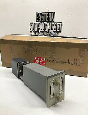 Bailey Pneumatic Vessel Controller Type AD