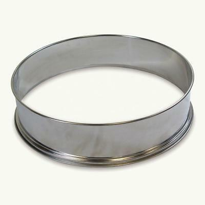 Jean-Patrique Halogen Oven Accessory Extender Ring | Stainless Steel Covered