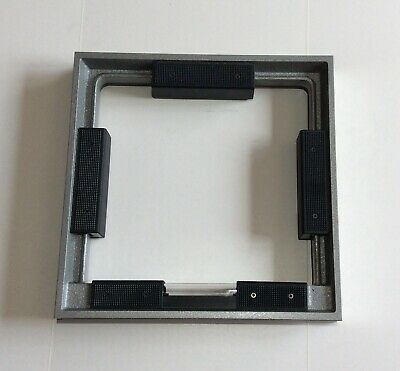ROCKLE Germany foot level precision square level frame level NEW 300x300mm