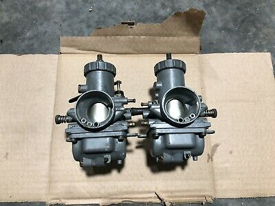 Suzuki GT 250 X7 carburettors carbs Original OEM Matched Pair