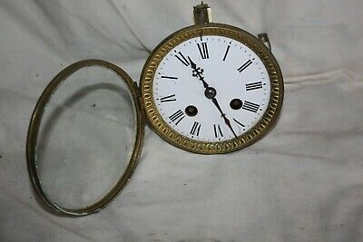 Antique French......clock Movement ...Working Order