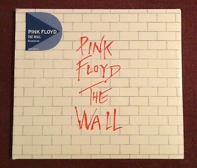 Pink Floyd - The Wall [Remastered] (2011) CD Digipak As New Condition