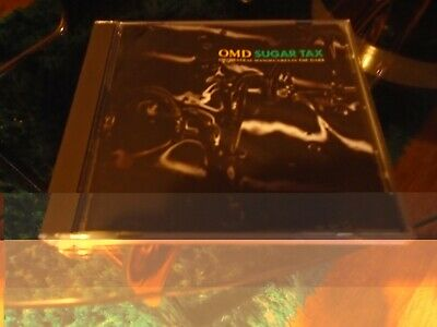 sugar tax cd OMD