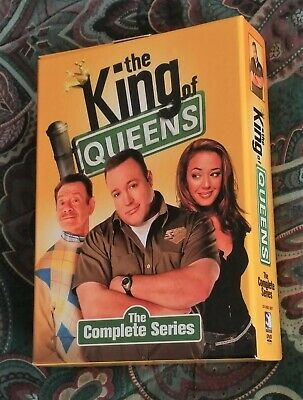 King of Queens: The Complete Series - All 9 Seasons, 207 Episodes! (2019, DVD)