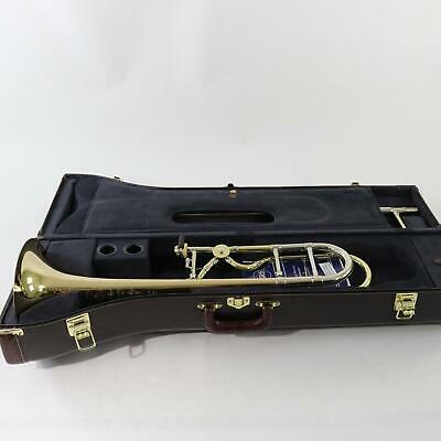 Bach Model A47BO Stradivarius Artisan Custom Trombone SN 208703 OPEN BOX