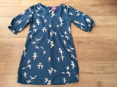 Girls Joules Dress Age 9-10 Years