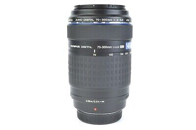 Olympus Zuiko 70-300mm f/4.0-5.6 ED Lens For Four Thirds 4/3 Mount #J30433