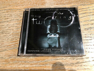 The Ring & The Ring Two - Hans Zimmer - Ost - Cd Album - 988 0778