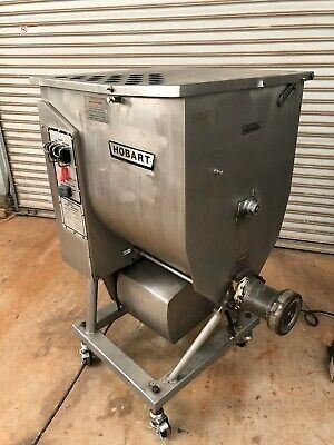 Hobart 4346 mixer / grinder Refurbished with new clutch, includes foot switch.