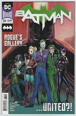 Batman #89! ERROR Cover A! First Appearance Punchline! INCREDIBLY RARE! In HAND!