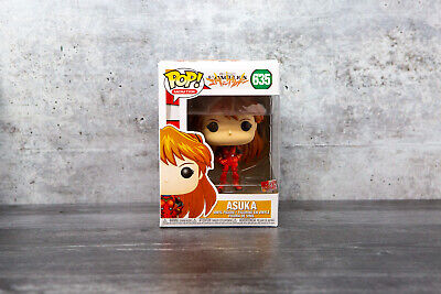 Funko Pop Evangelion Asuka Langly Soryu #635 w/ Protector | IN STOCK | FAST SHIP