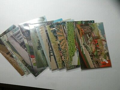 Thirteen(13) Pennsylvania Vintage Amish Related Post Cards  Address side Clean