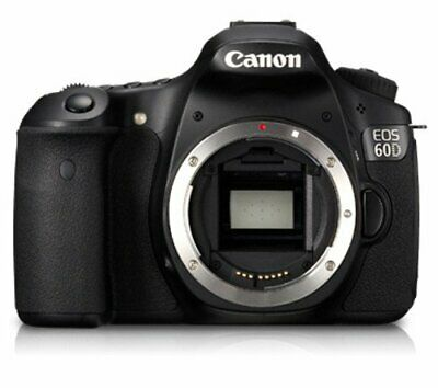 Canon EOS 60D 18 MP CMOS Digital SLR Camera Body
