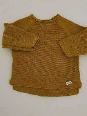 Baby Boys Jumpers Zara And H&M 6-9 Months