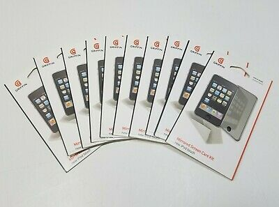 Lot of 10 Griffin Mirrored Screen Care Kit for Ipod Touch