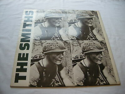 """The Smiths """"Meat Is Murder"""" WITH INNER SLEEVE EXCELLENT COPY"""
