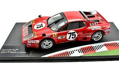 Modellini Auto Ferrari Racing Collection Scala 1/43 Diecast Ixo 365 Gt4 Bb Nuovi