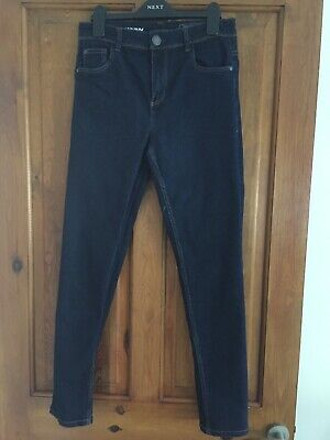 Next skinny jeans - age 14 years slim - rarely worn - adjustable waist